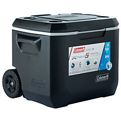 Cooler con Ruedas 47 litros Negro