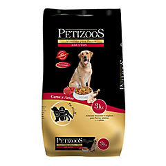 Alimento para perro adulto 3 kg
