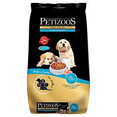 Alimento para perro cachorro 3 kg