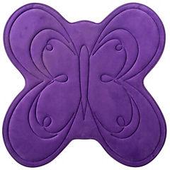 Piso Mariposa Foam púrpura