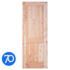 Puerta Trancura pino oregón 200x75x4,5 cm