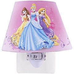 Luz Noche Princesas 12.5 cm