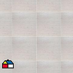 Porcelanato 60 x 60 cm beige claro 1.44 m2