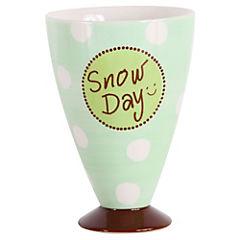 Copa helado snow day