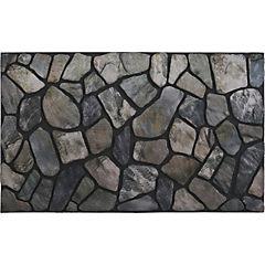 Limpiapies Piedra 45x75 Gris