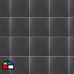 Porcelanato 60 x 60 cm Rústico Negro 1.44 m2