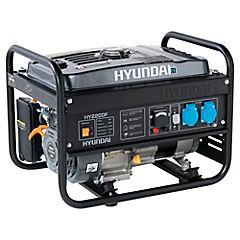 Generador 2.2 KVA Gasolina HY2200F