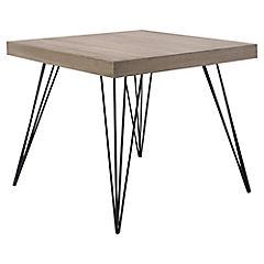 Mesa Lateral 50x50x43 cm