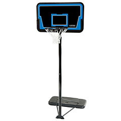 Aro de básquetbol ajustable 305x53x110 cm