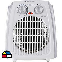 Termoventilador eléctrico 1800 W