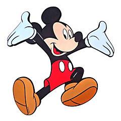 Goma eva adhesiva Mickey