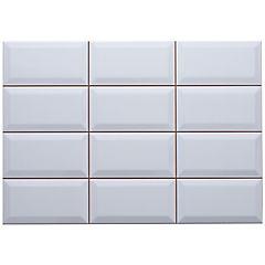 Cerámica 31x45 cm 1,42 m2 Blanco