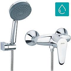 Monomando ducha cromo