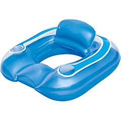 Asiento Inflable con Cojín 102 x 94 cm