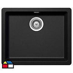Lavaplatos 31x43x55 cm granito Negro