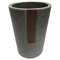 Vaso Stone Gris