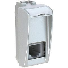 Conector telefónico RJ11 tech Livinglight