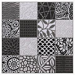 Set de mosaicos 30x30 cm 10 unidades