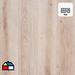 Piso Laminado 8.3 mm Oak Ivory XXL 2.114 m2