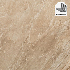 Porcelanato 45x90 cm 1,62 m2 Beige