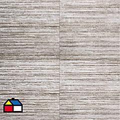 Cerámica 32x57 cm Versano gris 2.03 m2