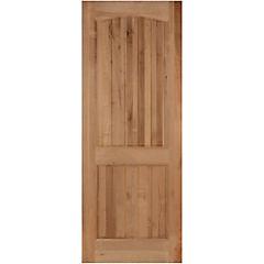 85 x 200 cm Puerta tablonada de roble