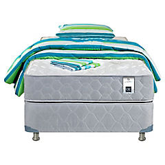 Box Americano Essence 3 1.5 plazas + Con Textil