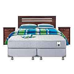 Box Americano Essence 3 2 plazas + Con Muebles y Textil