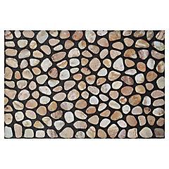 Limpiapiés Piedras chica 40x60 cm