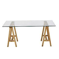 Mesa de centro 48x60x110 cm cedro