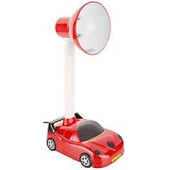 Lámpara Escritorio  Auto rojo