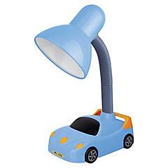 Lámpara Escritorio  Auto azul