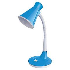 Lámpara Escritorio  Cono azul