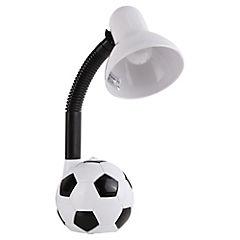 Lámpara de mesa infantil 43 cm 40 W Fútbol