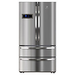 Refrigerador side by side 470 litros silver