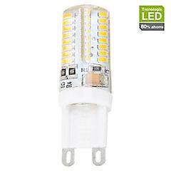 Ampolleta LED 3W Luz cálida G9