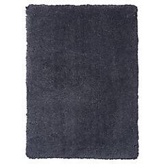 Alfombra Shaggy Soft 60x90 cm gris