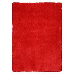 Alfombra Shaggy Soft Roja 120 x 170