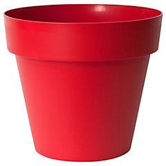 Macetero mitu pac 25 x 22 cm rojo