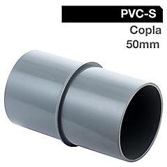 Copla PVC para cementar 1/2