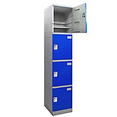 Lockers Plastico Talla S Con Clave