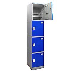 Lockers Plastico Talla S Con Llave