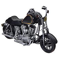 Moto Harley Negro 30 cm