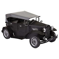 Auto Descapotable Negro 31 cm