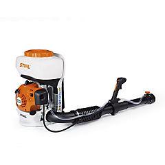 Pulverizador motorizado 10 litros blanco