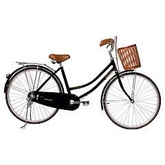 Bicicleta city paseo prove 26 negro