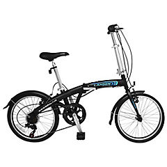 Bicicleta plegable aluminio anonizado aro 20
