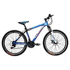 Bicicleta Mtb 26 Xt-9007 Azul