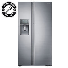 Refrigerador side by side 765 litros metal