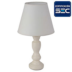 Lámpara de mesa 42,5 cm 60 W